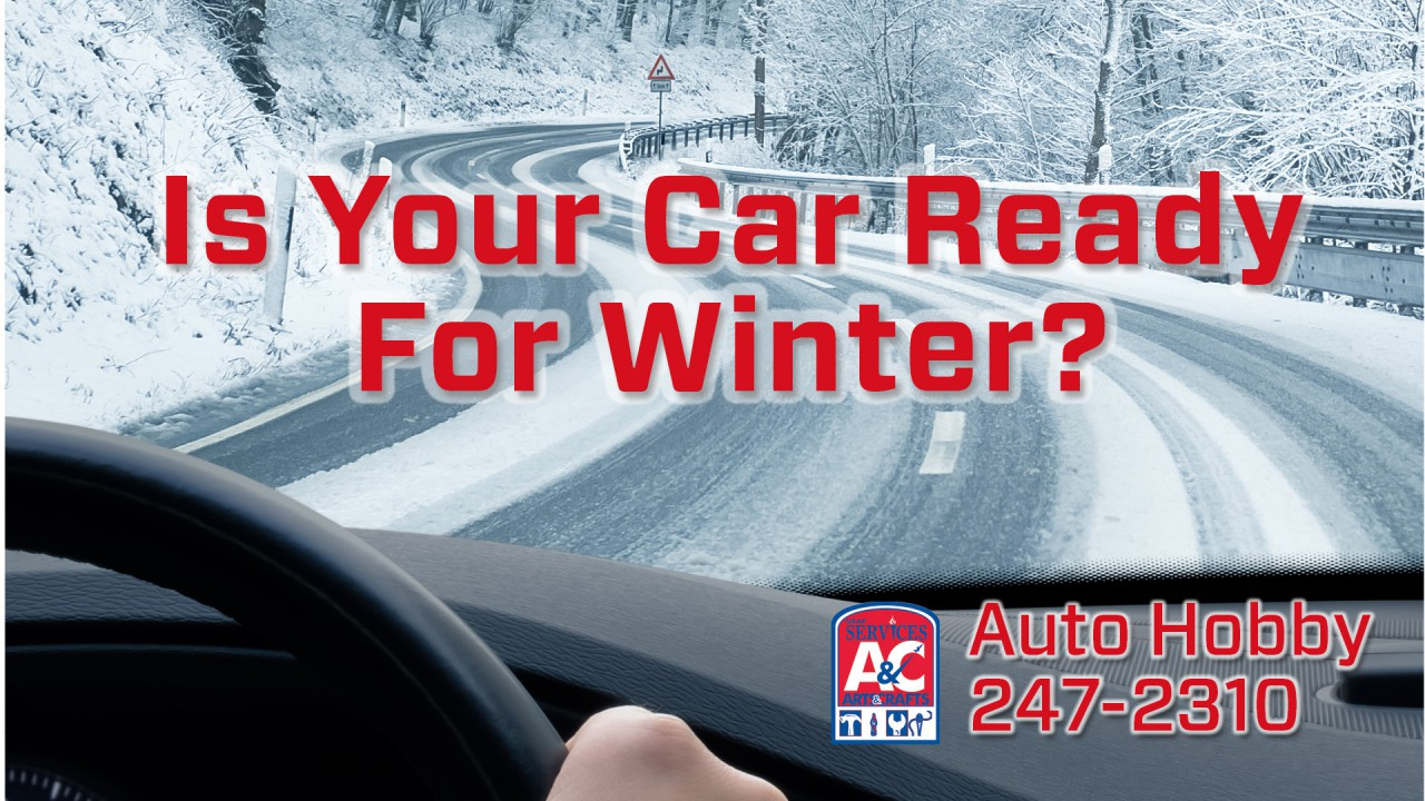 Get Ready for a BAD Winter with Auto Hobby!