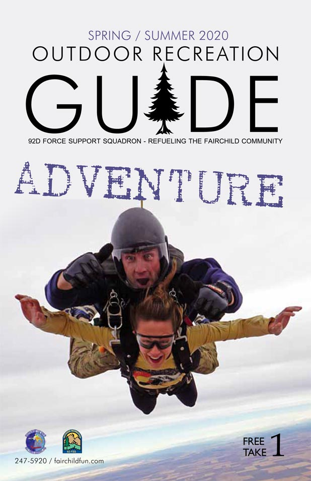 Outdoor Recreation Brochure
